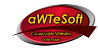 aWTeSoft  Customizable Websites of the future! Click here to Join and Purchase!
